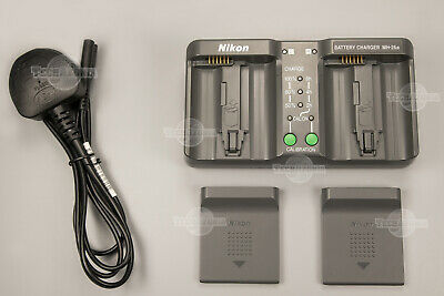Genuine Nikon MH-26a Battery Charger for EN-EL18a EN-EL18 Nikon D5 D4s D4 MB-D12