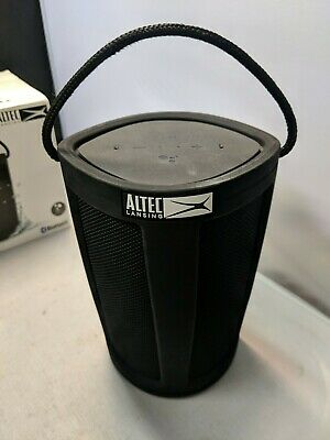 Altec Lansing GVA3 Live 2 Go Bluetooth Waterproof Speaker