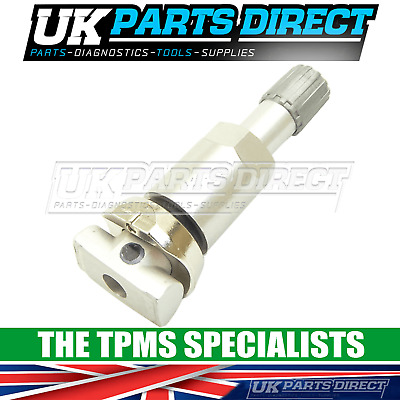 Fiat Ducato Tyre Valve Repair Stem (14-20) - For Schrader Gen Gamma Clamp-In