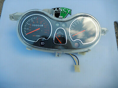 Peace Sports 150Cc Scooter Tpgs-808 6G Odometer Cluster