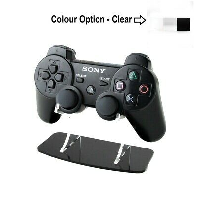 Clear PlayStation 3 Controller Display Stand, Gaming Displays, PS3, SALE