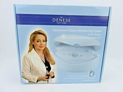 Skin Science Clinical Resurfacing System by Dr. Denese Exfoliating Kit, NEW!