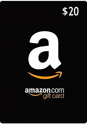 20$ Amazon Valid Gift Card | Fast Email delivery - USA Amazon ONLY