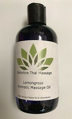Berkshire Thai Massage - Lemongrass Massage Oil 250ml