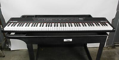 Alesis Recital 88 Key Beginner Digital Piano with Full Size Semi Weighted Keys