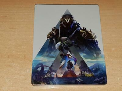Anthem Limited Edition Steelbook Case Only G2 (NO GAME)