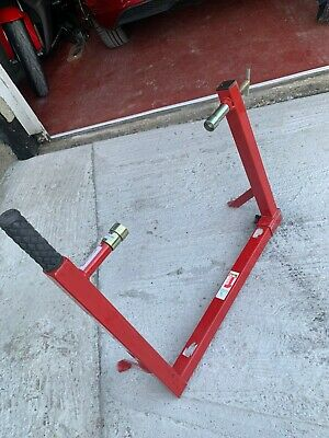 Abba Motorcycle Stand in good working order.