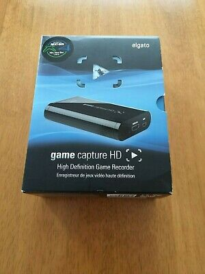 Elgato Capture Card Hd  | 60Fps | 1080P | Xbox | Playstation  * Mint Condition *