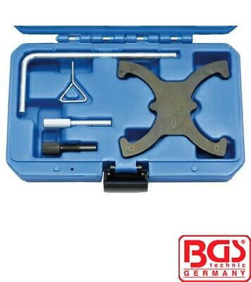 BGS Tools 5 Piece Engine Timing Tool Kit For Ford Focus 8218