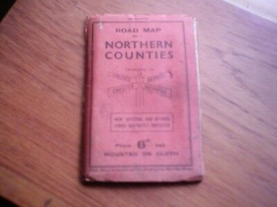 Road Map No 4 Northern Counties