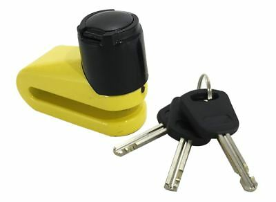 Motorbike Motorcycle High Visibility Disk Brake Security Lock 5.5mm