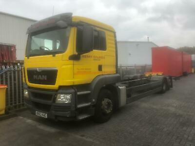 Ford Transit 100 T350 Lwb Dropside Ideal Scaffold Truck Or Recovery No Vat