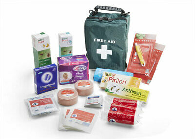Insect Repellent Travel First Aid Kit