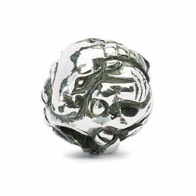 Trollbeads Chinese Goat Sterling Silver Bead TAGBE-40027