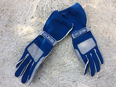 Sparco Nomex Racing Gloves ISO 6940 FIA 86 Rules