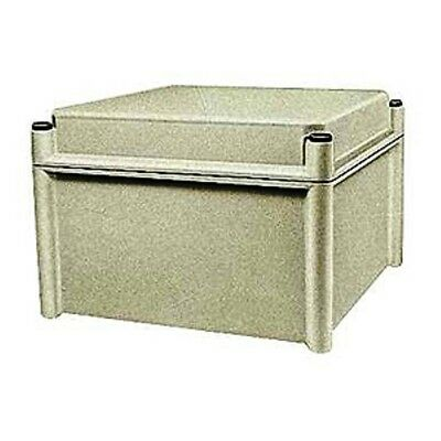 SCHNEIDER Outdoor Polyester PC Cover IP65 Enclosure Box Cabinet 360x360x180mm