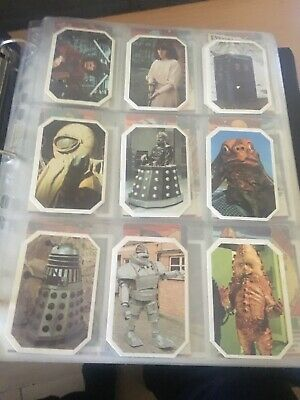 Doctor Who Cards