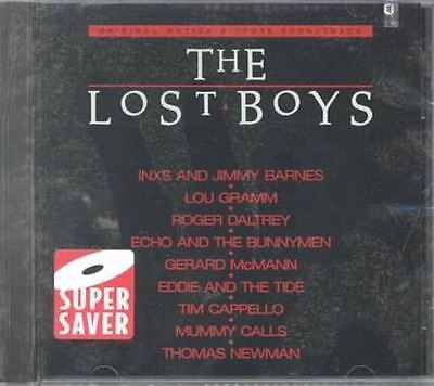 The Lost Boys (Original Soundtrack) cd freepost in very good condition