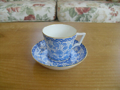 Royal Crown Derby Wilmot Coffee Can & Saucer