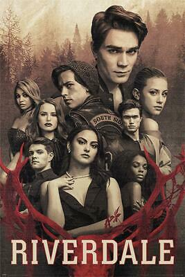 RIVERDALE - LET THE GAME BEGIN - Maxi Poster #239 - 61x91 cm su carta da 150gr