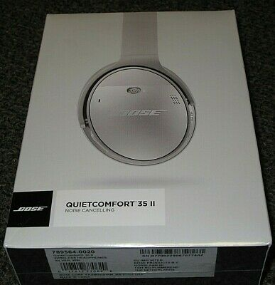 Bose QuietComfort 35 ll Noise Cancelling  *Brand New* *Factory Sealed* Silver