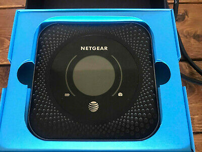 NETGEAR Nighthawk MR1100 LTE Mobile Hotspot Router AT&T - Great Condition!