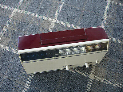 Grundig Transonette 70 Radio - First Available In 1965 - Very Rare - Working