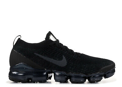 Nike Air VaporMax 3.0 3 Flyknit Triple Black AJ6900-004