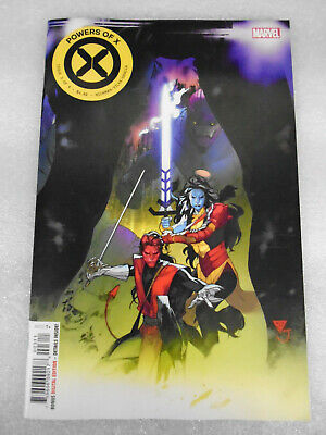 Powers Of X #3 1St Print! Silva Cover A! ~Nm- 9.2~ Marvel 2019