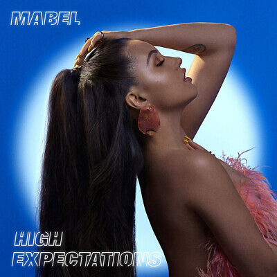 Mabel : High Expectations CD (2019) Value Guaranteed from eBay's biggest seller!