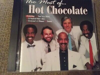 the most of hot chocolate cd freepost in very good condition