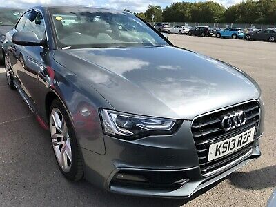 2013 Audi A5 18 Tfsi 170 S Line - 1F/Ownr, Satnav, Leather, Alloys, Priv Glass