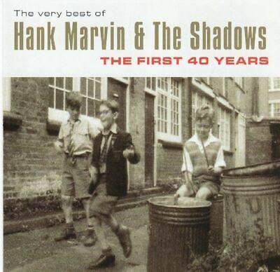 HANK MARVIN & THE SHADOWS the very best of (2X CD, compilation) greatest hits,