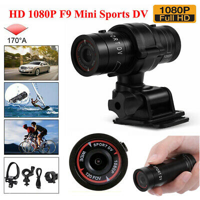 F9 HD 1080P Action Sports Cam Car Bike Motorcycle Helmet DVR Video Recorder WYD