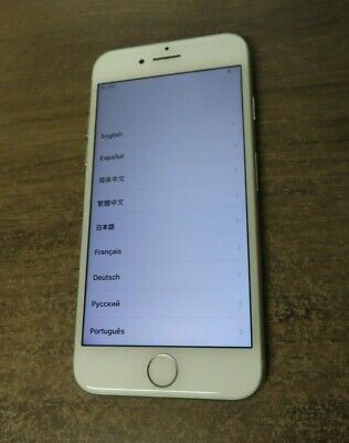Apple iPhone 7 32GB Silver A1778 AT&T Cricket Net10 ONLY Good used OEM