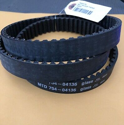 MTD 754-04136 954-04136 Stens 265-446 Replacement Belt