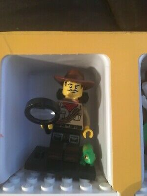 LEGO Series 19 Collectible Minifigures - Complete Set of 16