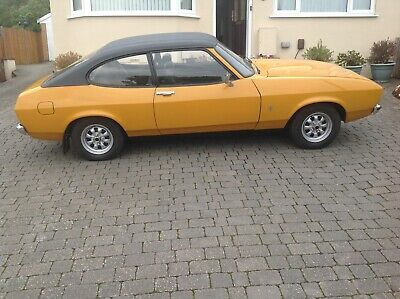 Ford Capri Mark 2 1.6 GL