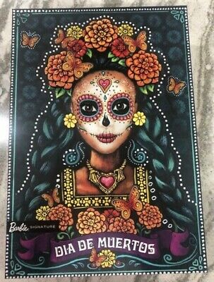 Dia De Los Muertos Barbie Mattel *IN HAND* SHIPS ASAP! Dead of the Dead