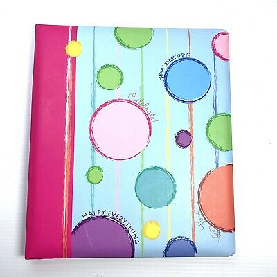 Celebrate Scrapbook Pre-Made Pages