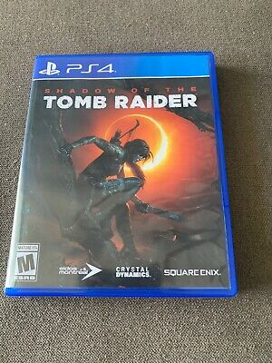 Shadow of the Tomb Raider ps4 Free Shipping