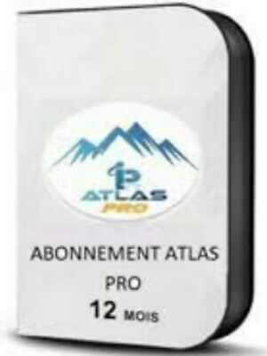 ATLAS PRO IPTV 12 MOIS TOUT SUPPORTS Smarttv Android iOS MAG m3u