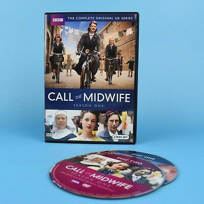 Call The Midwife - BBC DVD - The Complete Season One - First 1 - GUARANTEED