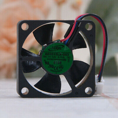 For HP 600 Cooling Fan Forcecon F99T DFS601605HB0T DC5V 0.5A 4pin #MY94 QL