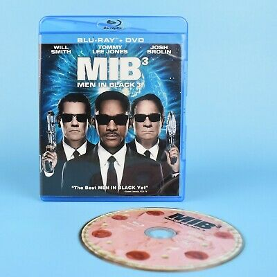 MIB 3 Blu-Ray + DVD - Men In Black - Bilingual - GUARANTEED