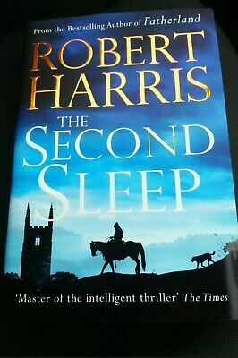 The Second Sleep by Robert Harris. ** NEW AND NEVER BEEN READ! **
