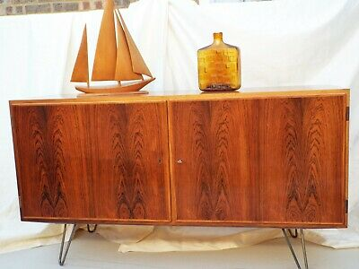 Mid-century Danish Rosewood sideboard by Carlo Jensen for Hundevad & Co. 1960s