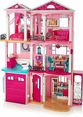 Barbie FFY84 Dream House Playset with Accessories