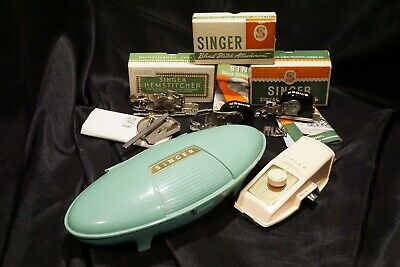 Singer Accessory Lot 121387 160620 160616