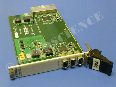 National Instruments PXI-8252 NI Firewire Camera Interface Module, IEEE-1394